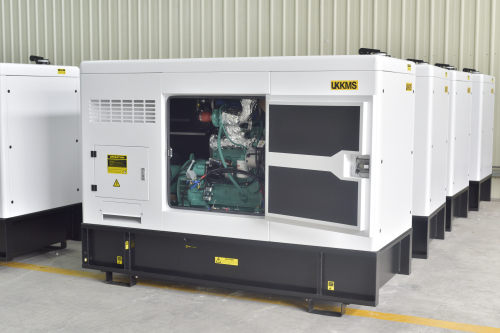 UKKMS 40KW power generator