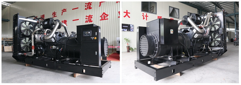 1200kva diesel generator set on sale