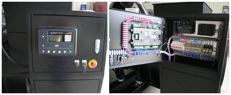 smartgen control panel for genset