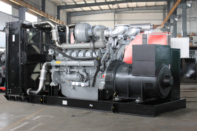 BA Power Perkins Original Genset