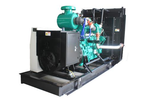 Supply Gas Powered Electric Generator In China