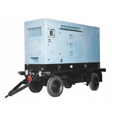 120kw to 400kw Trailer power Generator Set