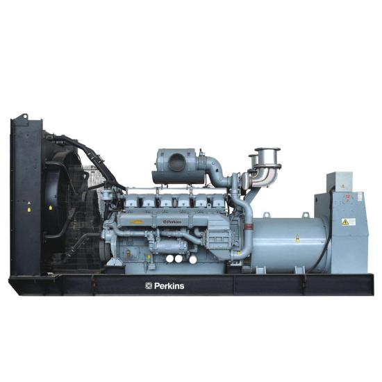 Big Power Perkins Brand Generator Electric Large On Sale