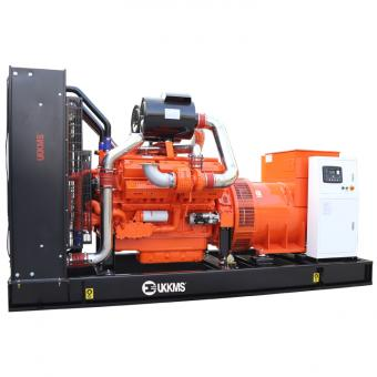 BA Power 960kw Prime Rating UKKMS diesel genset